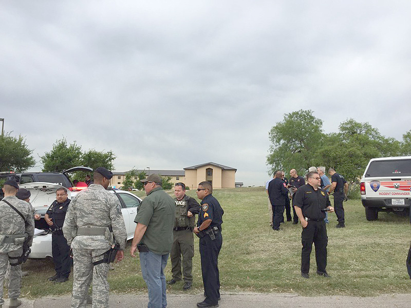Two Killed In Shooting At San Antonio's Lakeland Air Force Base