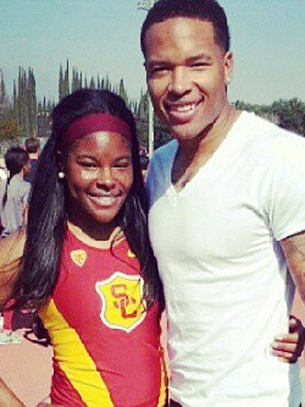 Detroit Lions' Marvin Jones Is Financing His Little Sister's Olympic Training