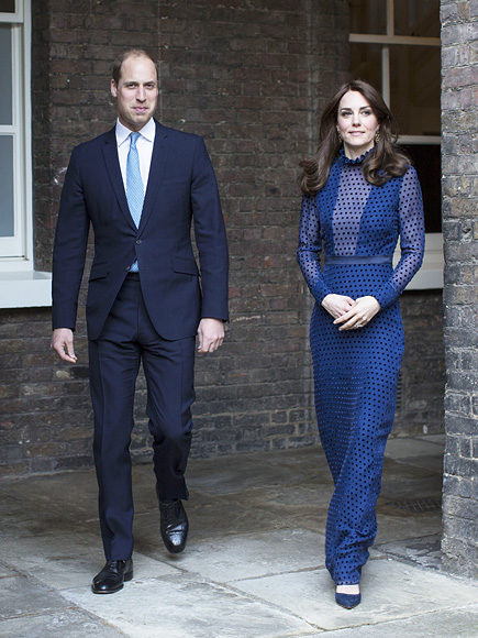 Princess Kate Dazzles at Buckingham Palace Party