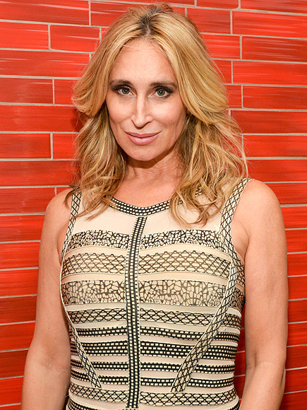Real Housewives of New York City Star Sonja Morgan Talks Quitting Drinking