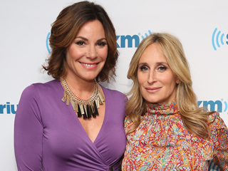 Sonja Morgan and LuAnn de Lesseps Talk Bunking Together on This Season of RHONY: We 'Feel Like We're a Married Couple'