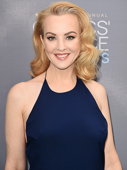 Wendi McLendon-Covey Says Her Husband Makes Her Blissfully Happy