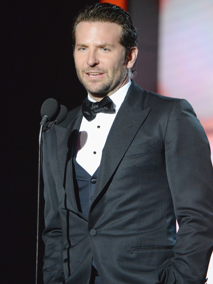 Bradley Cooper Gets Emotional About Losing His Dad to Cancer