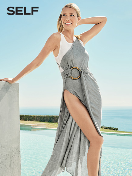 Gwyneth Paltrow on Turning 43 and Running Her GOOP Empire