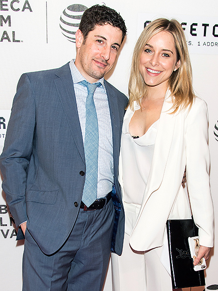 Jason Biggs Jokes About Working with Wife Jenny Mollen and Staying in Love