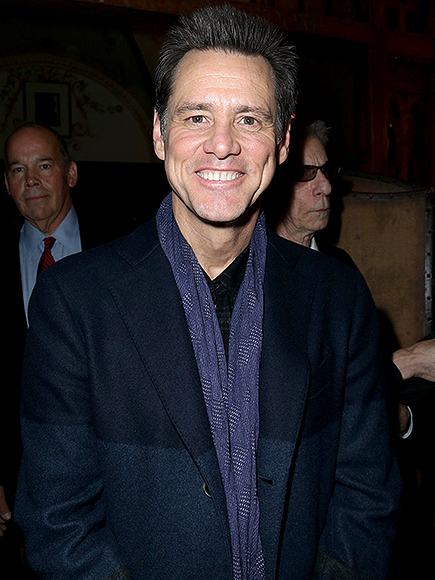 Jim Carrey Leaves N.Y.C. Waitress Huge Tip: Report