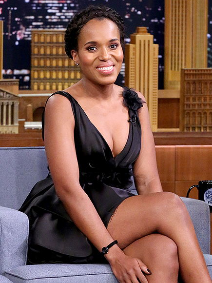 Kerry Washington Ignored How Hollywood Wanted Her to Look
