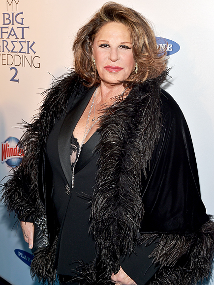 My Big Fat Greek Wedding Star Lainie Kazan Involved in Car Accident