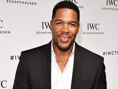 Michael Strahan on Black Lives Matter and Teaching His Kids How to Act Around Police