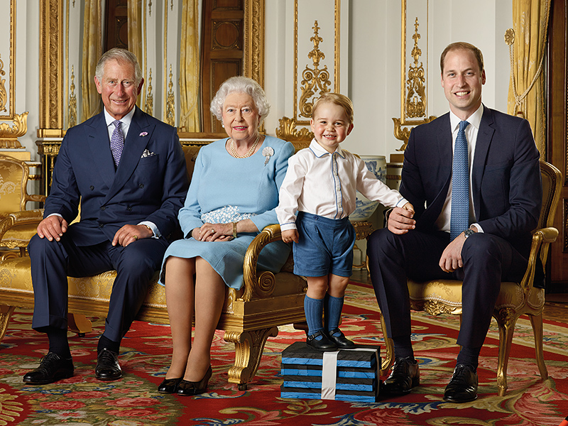 Prince Harry and Prince William Poke Fun at Home Videos of Prince Charles