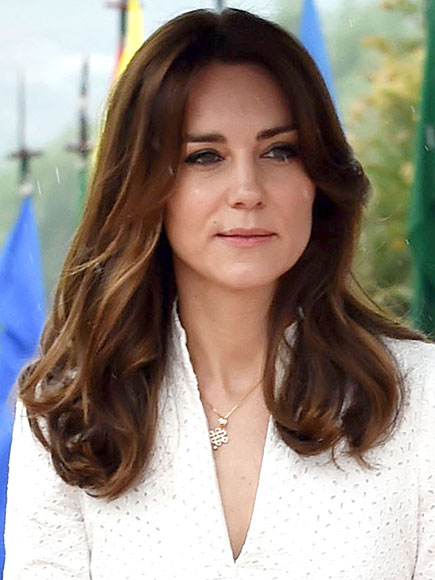 Necklace Made for Kate Middleton as a Gift from the Queen of Bhutan