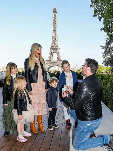 Tori Spelling And Dean Mcdermott Get Engaged Again