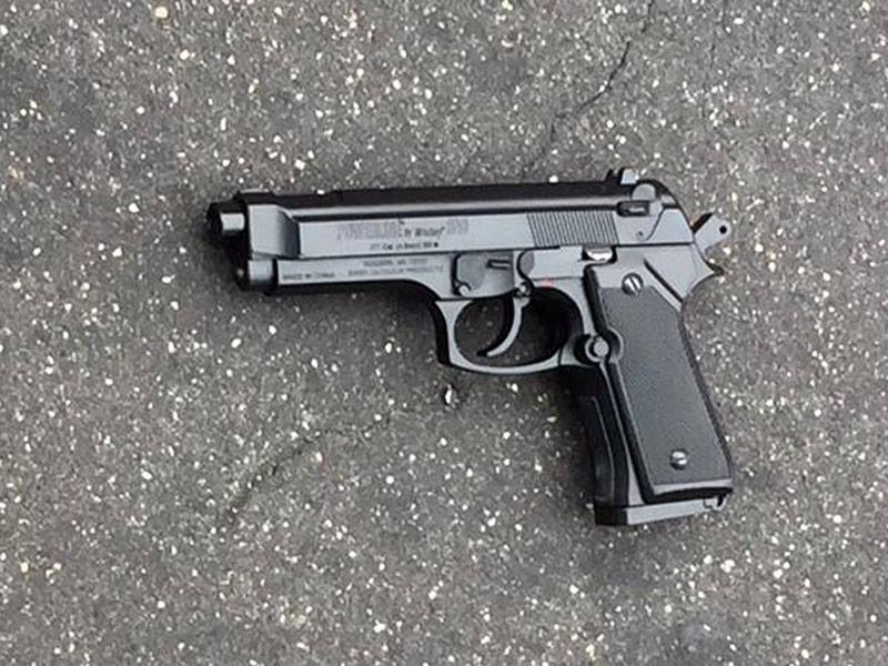 Baltimore Police Shoot 13-Year-Old Boy Holding a Replica Hand Gun