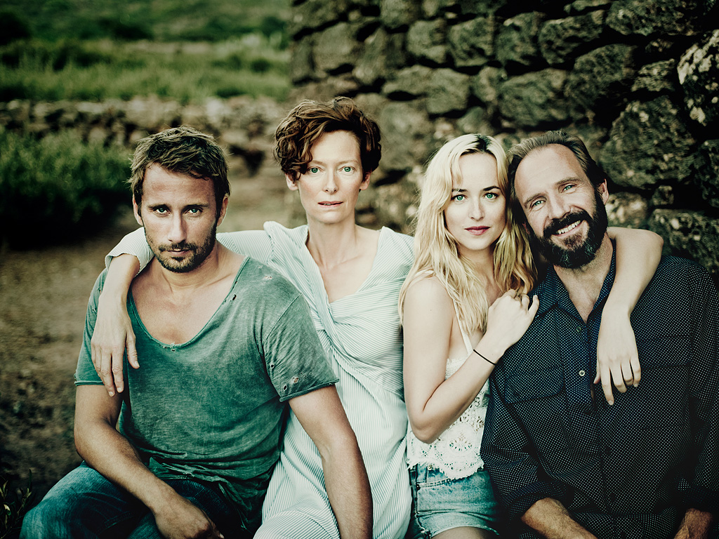 Bigger Splash Review: Dakota Johnson, Tilda Swinton, Ralph Fiennes in Thriller