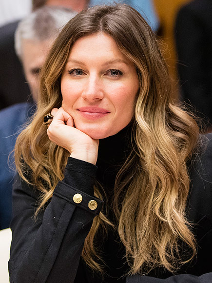 Rio Olympics Gisele Bundchen Talks To PEOPLE About