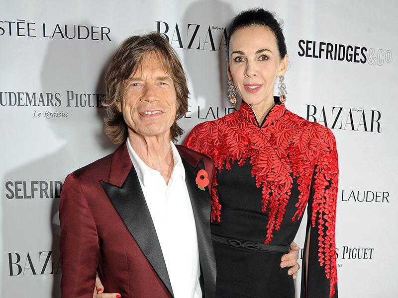 Mick Jagger Remembers L'Wren Scott on Her 52nd Birthday
