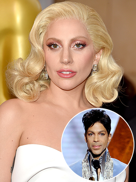 Lady Gaga Pays Tribute to Prince on Instagram
