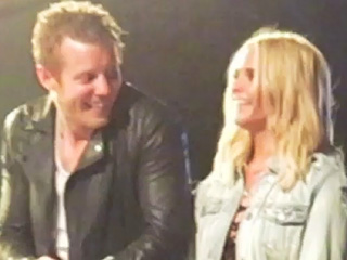 WATCH: Miranda Lambert Joins Anderson East on Stage to Perform 'My Girl' at Chris Stapleton's Show
