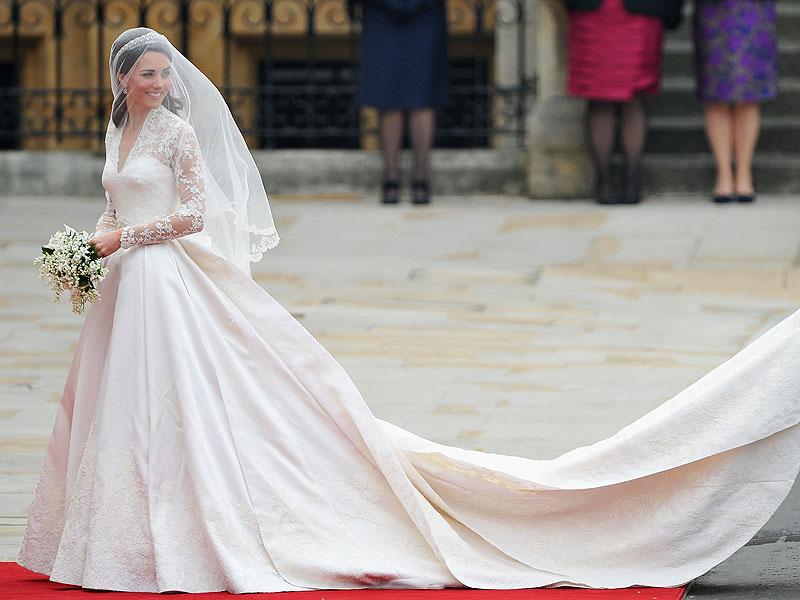 Kate Middleton's Wedding Dress Designer Alexander McQueen Sued