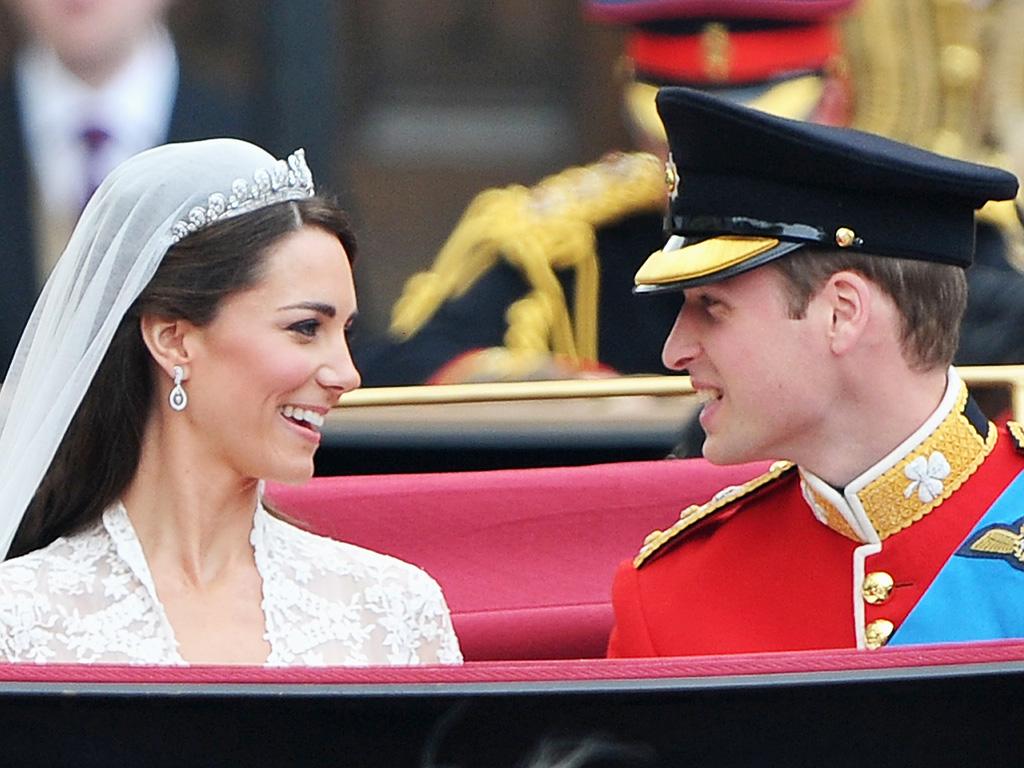 Prince William and Princess Kate Wedding Photo: 5 Year Anniversary
