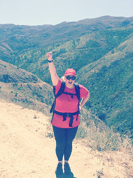 Rebel Wilson Celebrates After Losing 8 Lbs. in Four Days