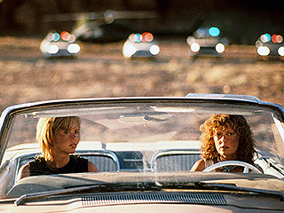 FROM EW: Geena Davis Originally Wanted to Play Louise in Thelma & Louise