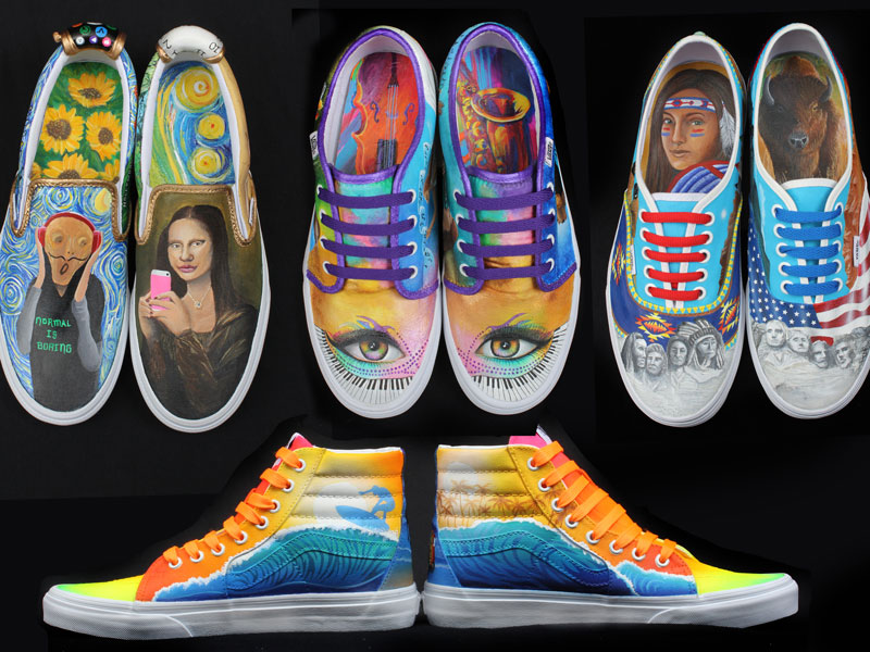 Vans Custom Culture: Contest Supports Arts in Schools