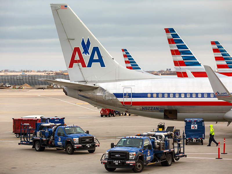 Ivy League Economist Questioned on American Airlines Flight