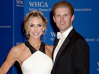What Eric Trump Really Thought of President Obama's Digs About Dad Donald at the White House Correspondents' Dinner