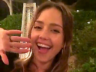 Jessica Alba Gets a Surprise 35th Birthday, Complete with Family, Friends and Beyoncé's Lemonade
