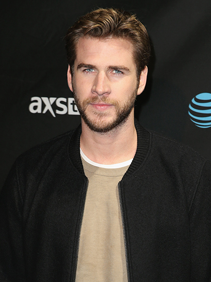 Liam Hemsworth Participating in America's Cup