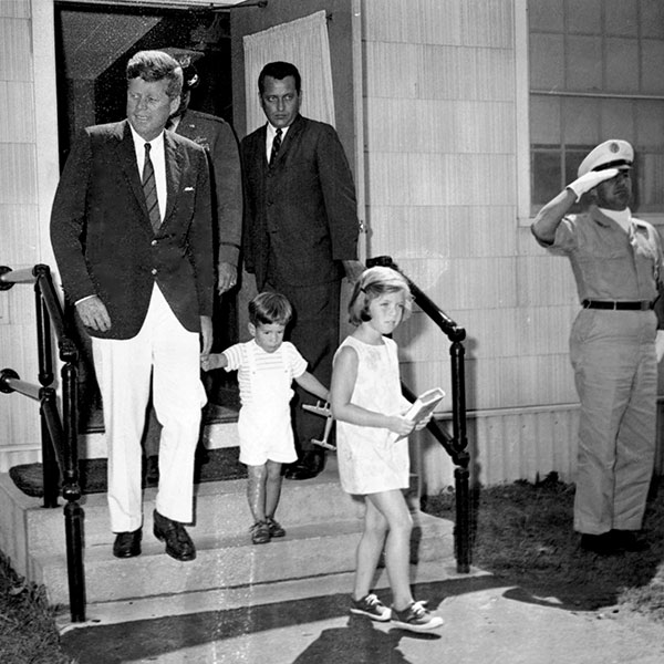 Former Secret Service Agent Describes JFK's Unbearable Grief After Losing Son Patrick When He Was Just 2 Days Old