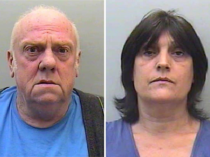 British Police Excavate Yard of Friends of Fred and Rosemary West