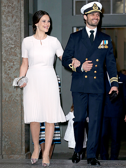 Princess Sofia of Sweden After Giving Birth: Photos