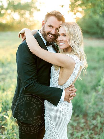 Randy Houser Marries Tatiana Starzynski; See the First Photo