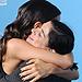 Kate Beckinsale Shares a Friendly Hug With Ex Michael Sheen's New Girlfriend Sarah Silverman