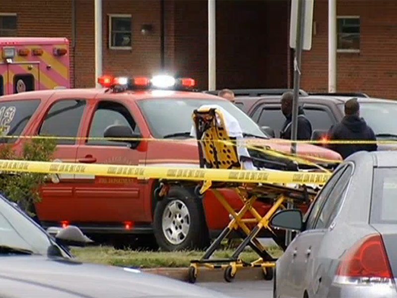 1 Dead and 1 Injured in Maryland High School Shooting