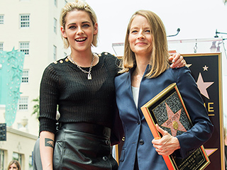 Jodie Foster Honored by Kristen Stewart at Walk of Fame Ceremony: 'It Feels Nostalgic and Emotional'
