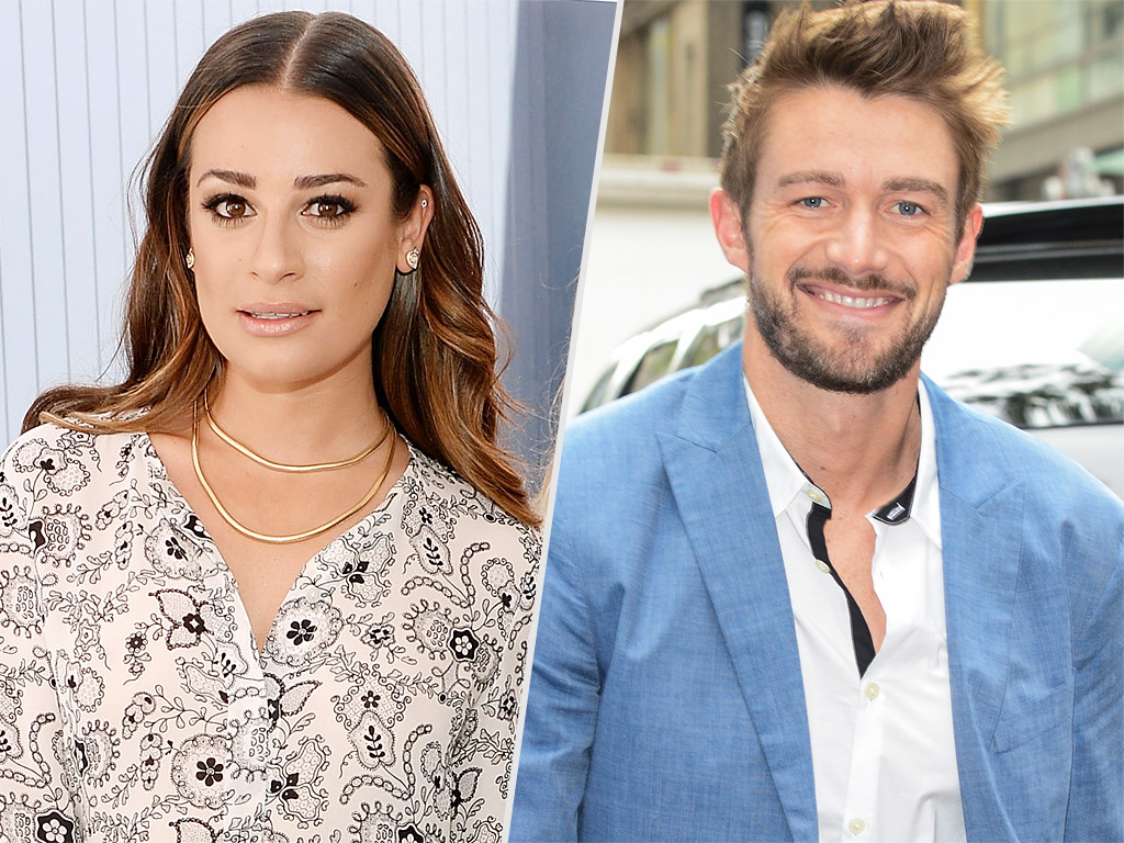 Lea Michele and Robert Buckley Have Split After a Few Months of Dating