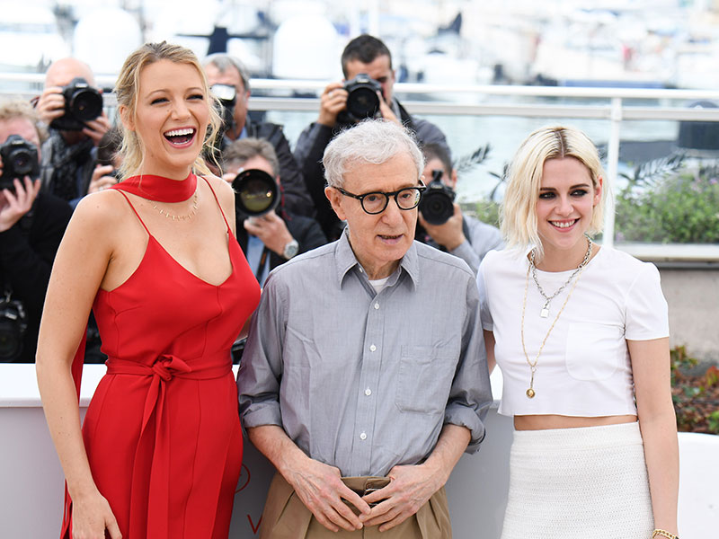 Blake Lively and Kristen Stewart Reveal What Was Like Working With Woody Allen : People.com
