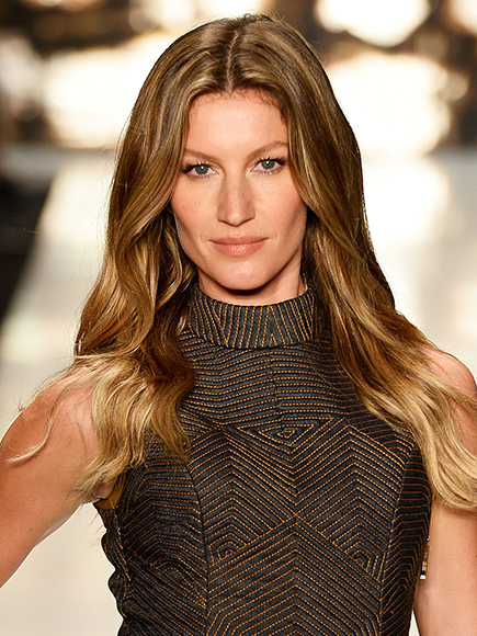 Rio Olympics: Gisele Bundchen Shares Photo Before Opening ... Gisele Bundchen