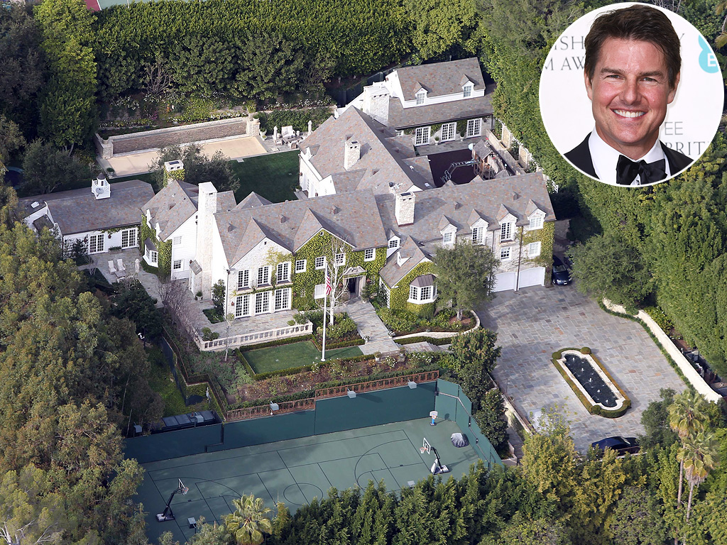 Tom Cruise Moving To Florida After Selling Beverly Hills