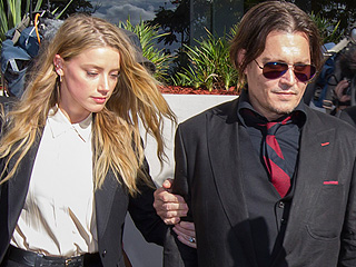 Amber Heard Says She Didn't Report Johnny Depp's Alleged Domestic Violence to Police to Protect His Career and Her Privacy