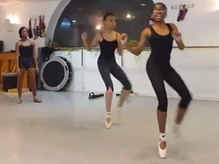 WATCH: These Ballerinas' Jason DeRulo Dance Moves Are On Pointe