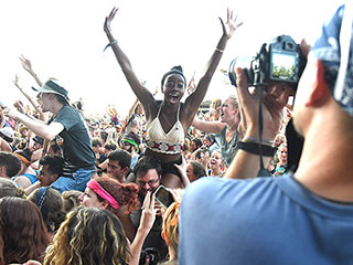 FROM EW: Bonnaroo: The Uncensored History of America's Wildest Festival