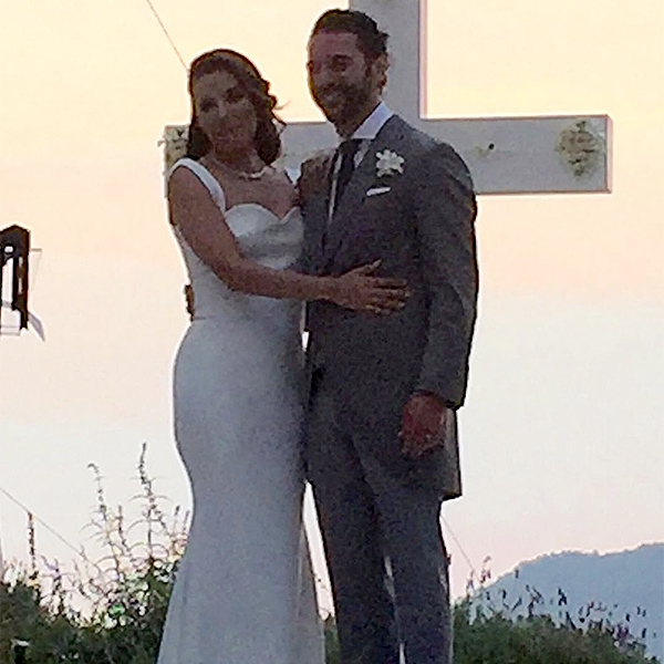 Eva Longoria S Wedding To Antonio Baston People Com