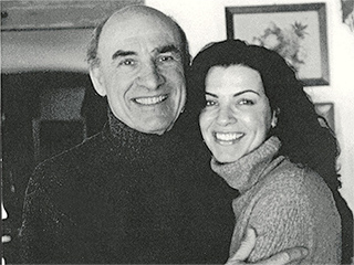 Julianna Margulies Honors Her Late Father: 'I'll Miss Him Forever'