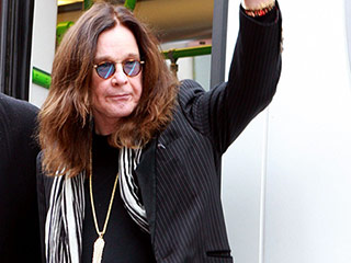 Ozzy Osbourne Honored at Tram Naming Ceremony in His Hometown of Birmingham, England, amid Split Drama