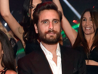 Scott Disick Is 'Pretty Upbeat and Content with Life' Heading into 33rd Birthday