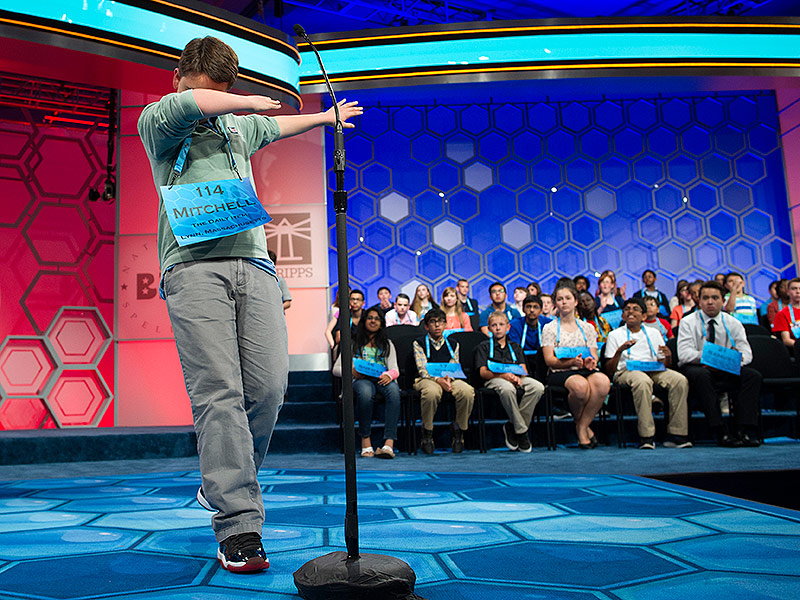 Scripps National Spelling Bee Best Moments : People.com